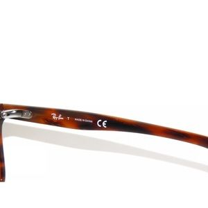 Ray-Ban Accessories - Ray-ban optical eyeglasses brown 5317